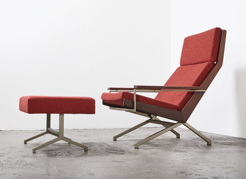 Superb Studio 1 Rob Parry Lounge Chair Ottoman Gelderland 1960S Pdpeps Interior Chair Design Pdpepsorg