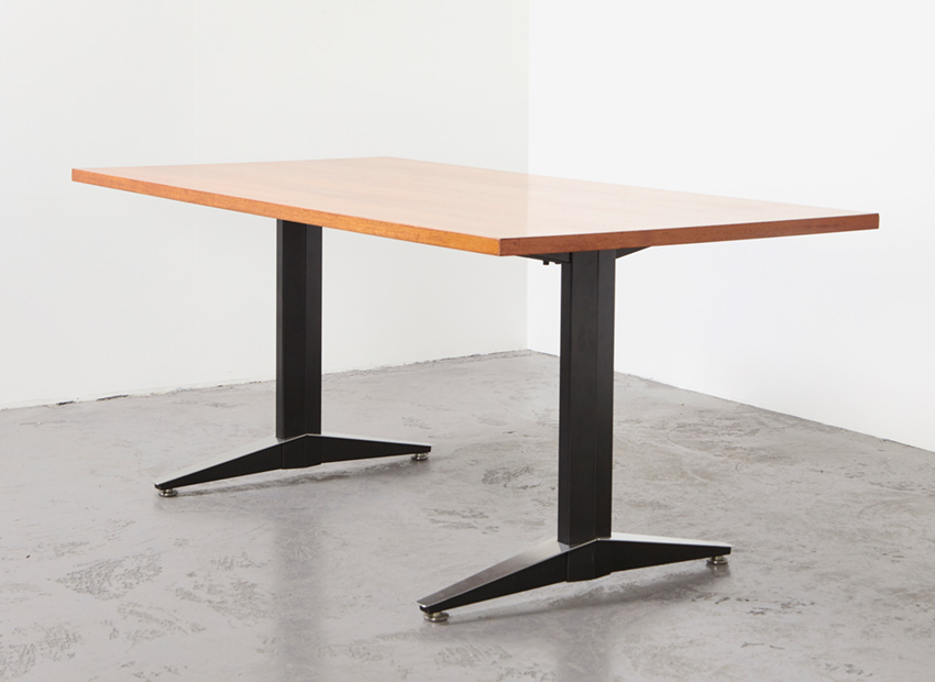 SOLD A.R. Cordemeijer Dining Table Gispen 1960s