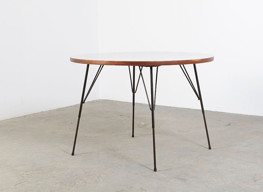 SOLD Rudolf Wolf Dining Table Elsrijk 50s
