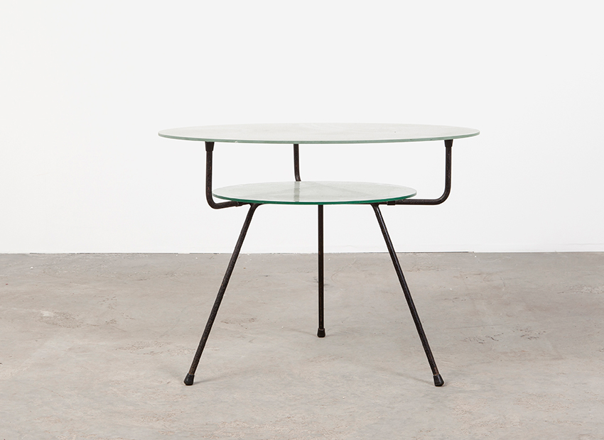 SOLD W.H. Gispen Coffee Table Kembo 1950s