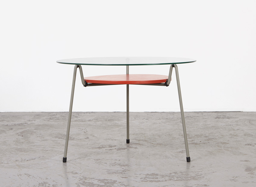 SOLD Wim Rietveld Mosquito Coffee Table 535 Gispen 1953