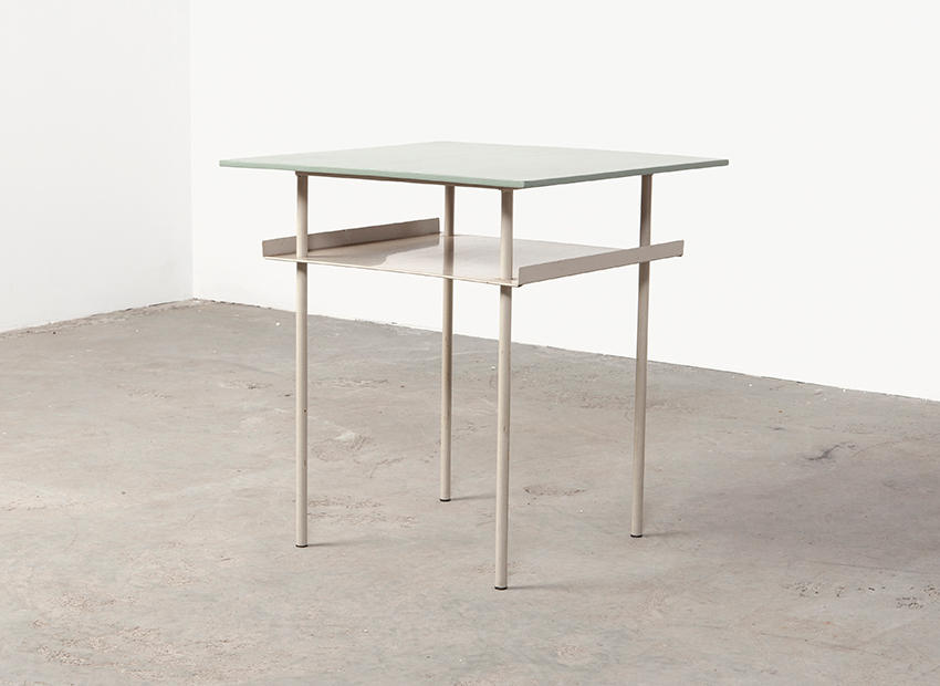 SOLD Wim Rietveld Side Table Auping 1950s